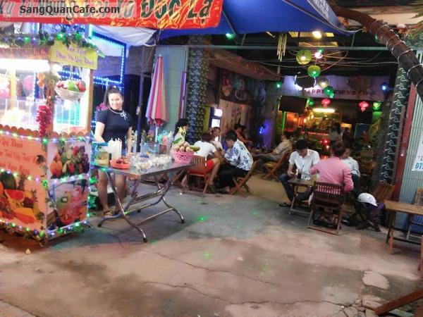 Sang quán cafe mặt tiền Tỉnh Lộ 10