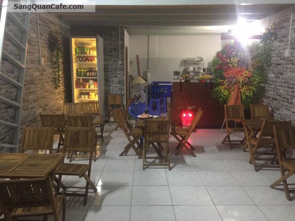 Sang quán cafe mặt tiền trung tâm quận 2