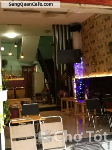 Sang quán cafe mặt tiền Trường Sa
