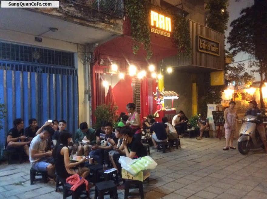 Sang quán cafe mặt tiền võ văn Kiệt