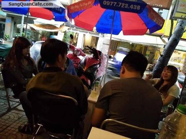 Sang quán cafe mặt Trần tiền trần Văn Đang