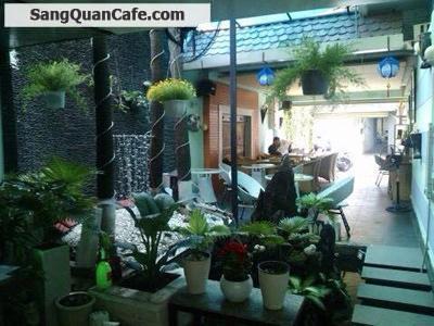 Sang quán cafe Máy Lạnh , điểm tâm sáng + cơm văn phòng