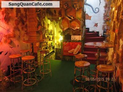 Sang quán cafe máy lạnh  đường Lê Văn Sỹ