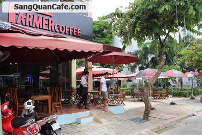 Sang Quán Cafe Máy Lạnh + Sân Vườn quận 7
