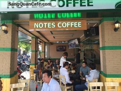 Sang quán cafe máy lạnh + Takeaway Quận Tân Phú