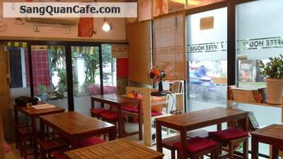 Sang Quán Cafe Máy Lạnh 2 MT Quận Thủ Đức