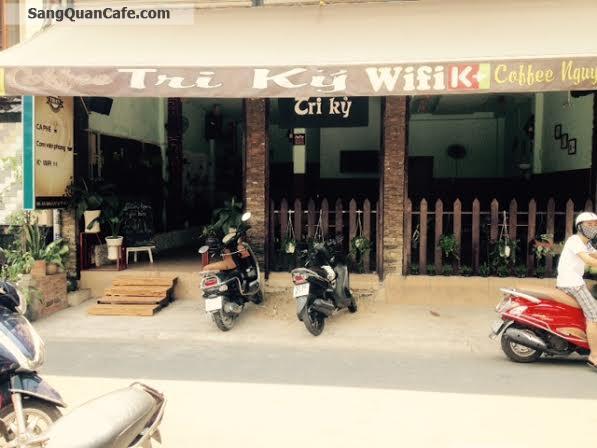 Sang quán cafe Máy lạnh cơm trưa văn phòng  quận Tân Bình