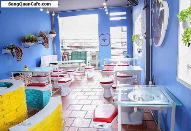 Sang quán cafe máy lạnh, cơm văm phòng quận 10