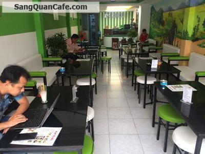 Sang Quán Cafe Máy Lạnh - Cơm Văn Phòng Cạnh Ngân Hàng