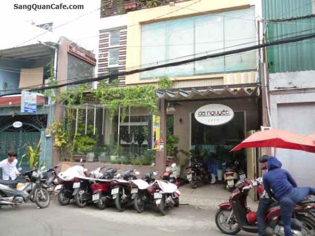 Sang quán cafe Máy Lạnh Cơm văn phòng quận Gò Vấp