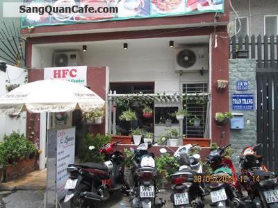 Sang quán cafe máy lạnh cơm văn phòng Quận Tân Bình
