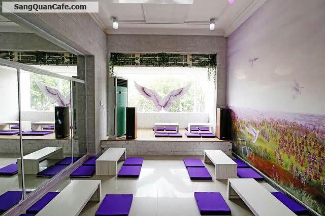Sang Quán Cafe Máy Lạnh - Cơm VP, Đối Diện Trường Quốc Tế Á Châu