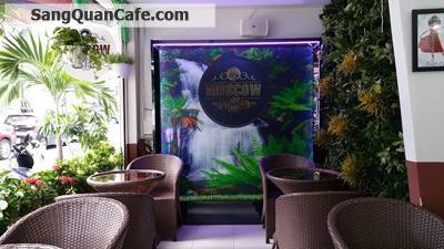 Sang quán cafe Máy Lạnh điểm tâm sáng + cơm trưa văn phòn