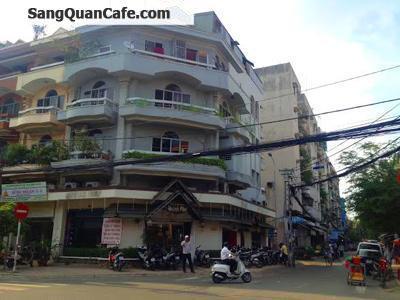Sang Quán cafe máy lạnh DJ 2 mặt tiền