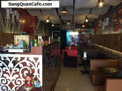 Sang Quán Cafe máy lạnh đường Bình Thới quận 11