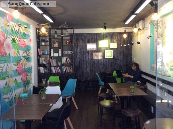 Sang quán cafe máy lạnh đường D3