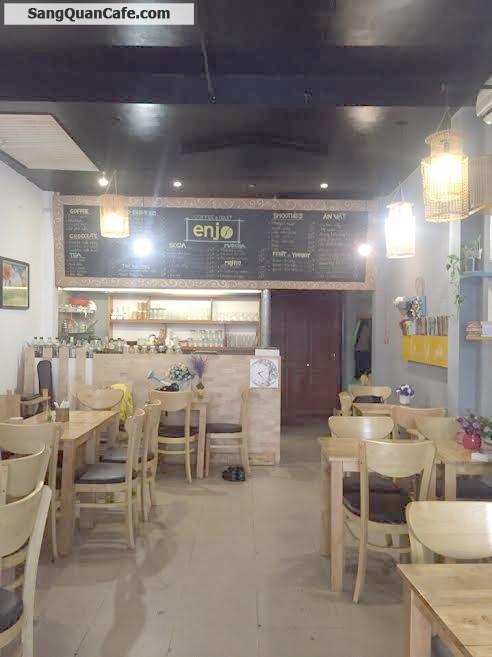 Sang quán cafe máy lạnh đường Hàn Thuyên