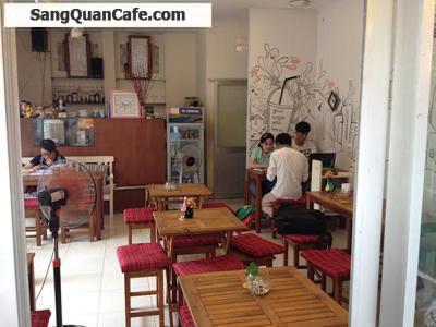 Sang quán cafe máy lạnh 52A đường Hoàng Diệu 2