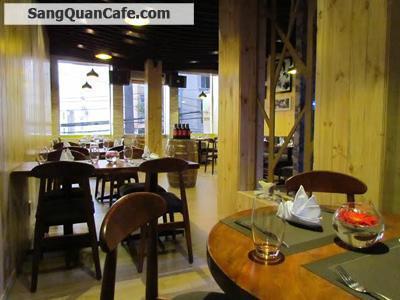 Sang quán cafe máy lạnh đường Trần Quang Diệu