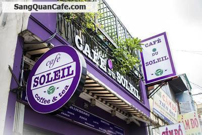 Cần Sang Gấp Quán Cafe Máy Lạnh - Phong Cách Pháp - Giá Rẻ