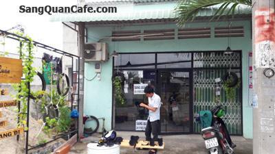 Sang quán cafe máy lạnh giá rẻ
