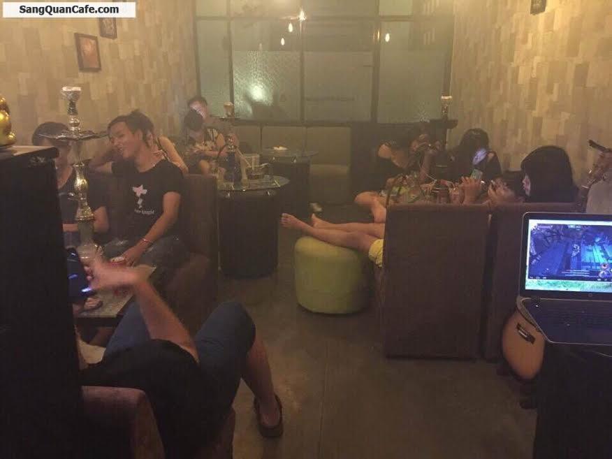 Sang quán cafe máy lạnh giá rẻ quận Phú Nhuận