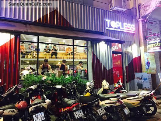 Sang Quán Cafe Máy Lạnh - Giá Rẻ TT Quận 1