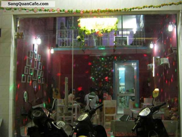 Sang quán cafe Máy Lạnh Hóc Môn