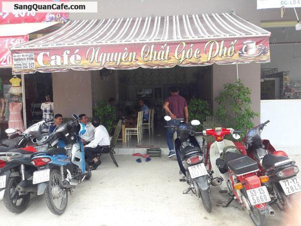 Sang quán cafe máy lạnh KCN VSIP 1