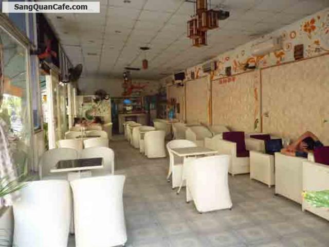 Sang quán cafe Máy Lạnh Khu chung cư K26, GV