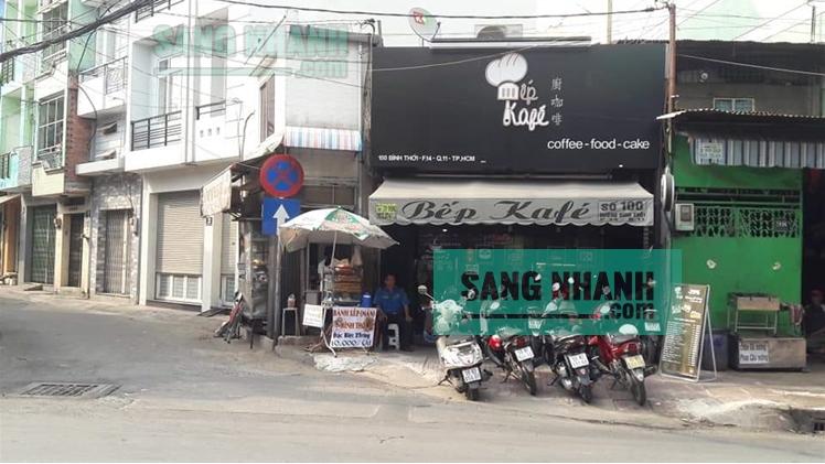 Cần sang lại quán Cà phê Ý - Bánh và Thức ăn