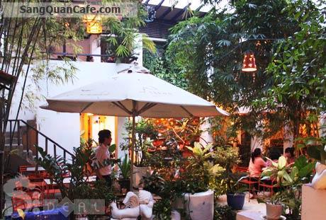 Sang quán cafe máy lạnh quận Bình Thạnh