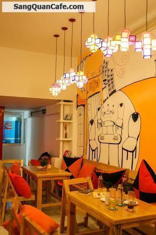 Sang Quán Cafe máy lạnh quận Tân Bình