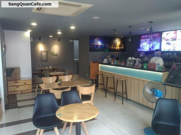 Sang hoặc cho thuê quán cafe Máy Lạnh quận Tân Bình