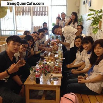Sang quán cafe máy lạnh Quận Tân Phú