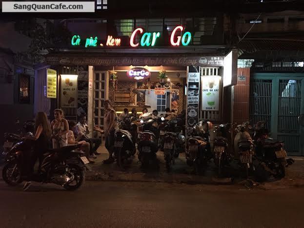 Sang quán cafe máy lạnh trung tâm quận 10