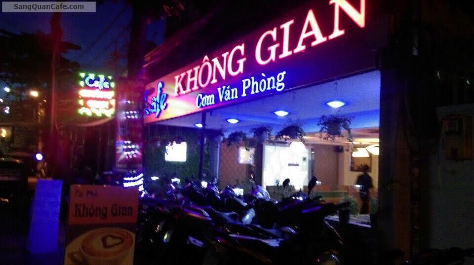 Sang Quán Cafe - Máy Lạnh - Vơm Văn Phòng quận 10