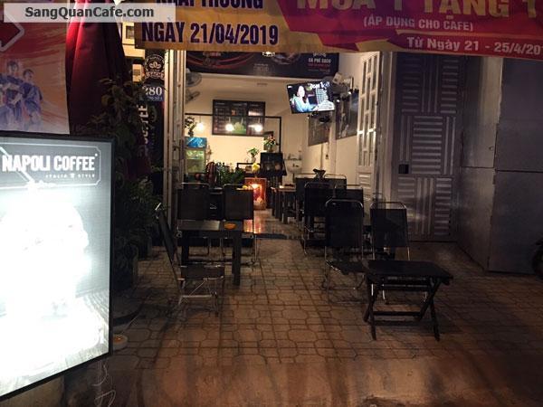 Sang quán Cafe MB đẹp , Mới