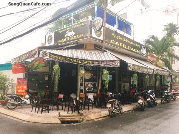 Sang quán cafe MB Đẹp Góc 2 MT ( 6 x 25)
