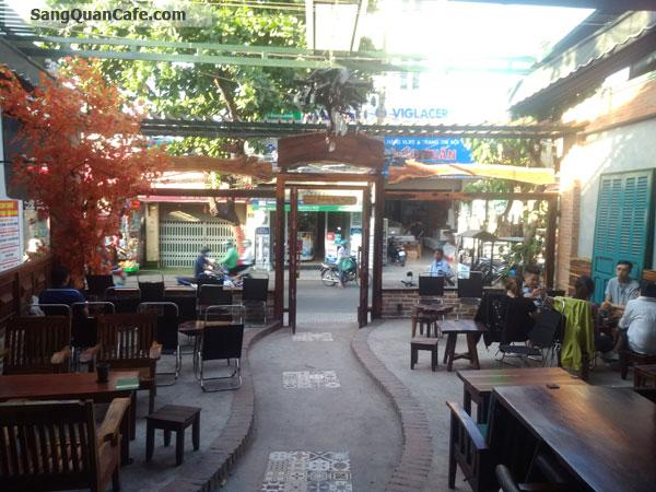Sang Quán Cafe - MB Kinh Doanh - Cho Thuê Mặt Bằng