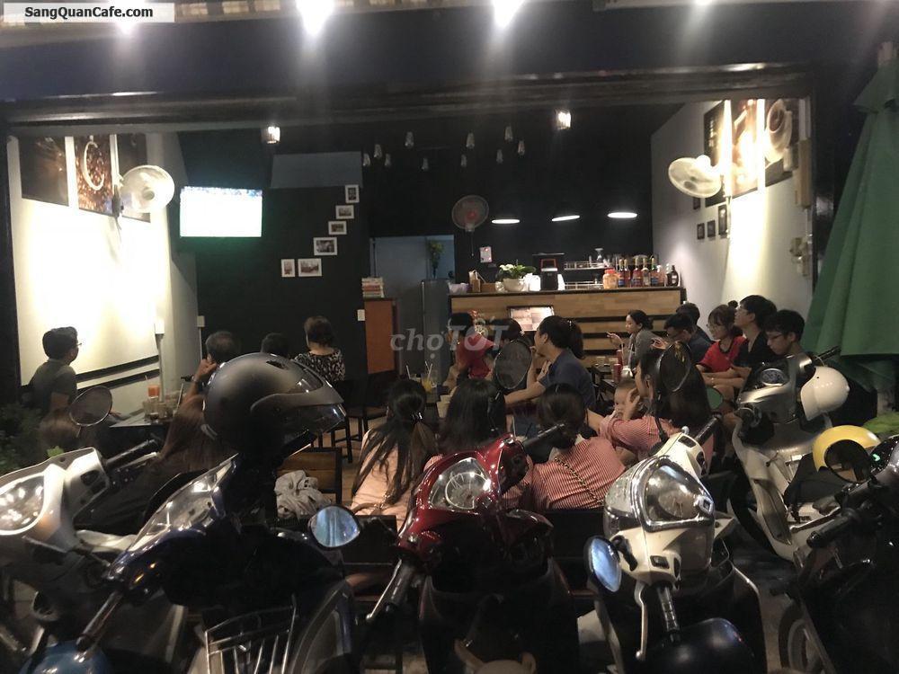 Sang quán Cafe MB nhà nguyên căn có Lầu, phòng ở lại.