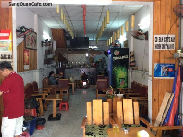 Sang quán cafe MB Rẻ mặt tiền Thoại Ngọc Hầu , Tân Phú