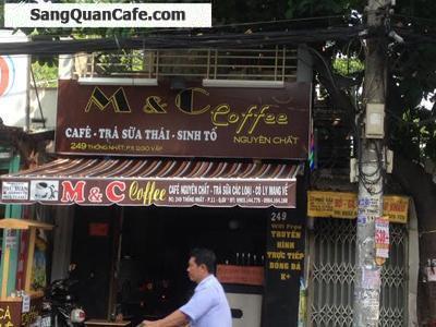 Sang quán cafe M&C Coffee