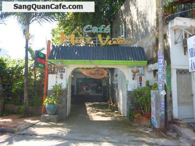 Sang quán Cafe Miệt Vườn quận Gò Vấp