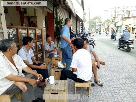 Sang quán Cafe Milano 2 mặt tiền đường Nguyễn Kiệm
