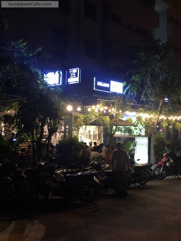 Sang quán Cafe Milano, Chung Cư Ba Son