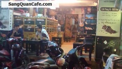 Sang quán cafe Milano đường Nguyễn Thái Sơn