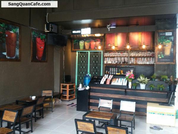 Sang quán cafe Milano Đường Tâp Lập 2