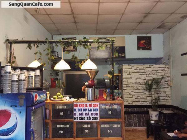 Sang quán cafe Milano quận Bình Thạnh