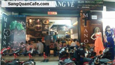Sang quán cafe Milano trung tâm quận 11